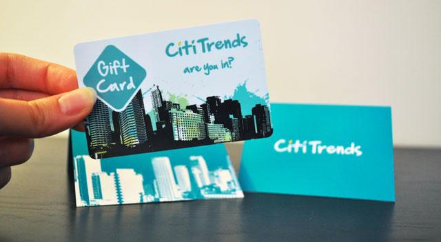 Citi Trends Logo Citi Trends Gift Card