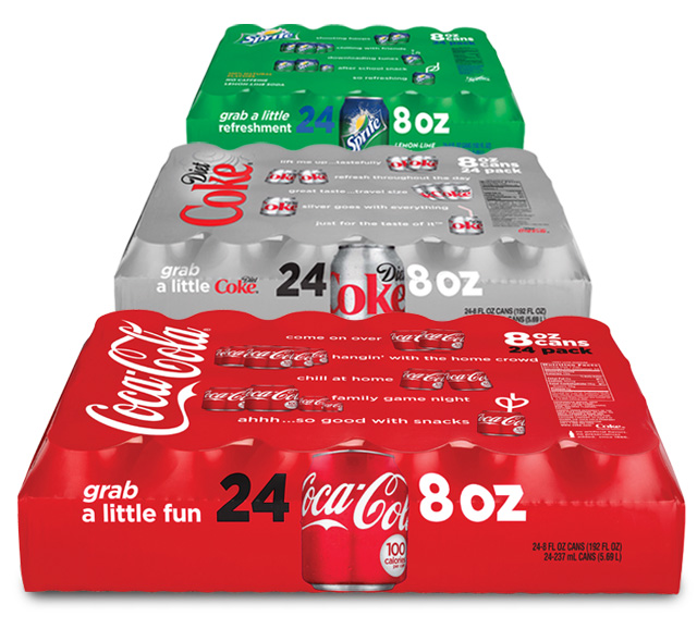 8oz can 24pk shrink wrap